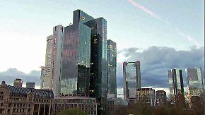 Abgehängte Geldhäuser, Brexit als Chance: Deutsche Bank fliegt aus Euro-Stoxx 50