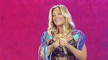 Sängerin zu #wirsindmehr: Helene Fischer richtet Botschaft an die Fans