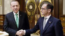 Beziehungen zu Deutschland: Türkei will sich annähern, ohne zu feilschen
