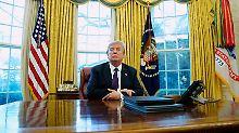 """""""Bis er nicht mehr im Amt ist"""": Insider enthüllt Widerstand gegen Trump"""
