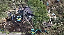 Alarmsirenen im Norden Japans: Erdbeben erschüttert Hokkaido