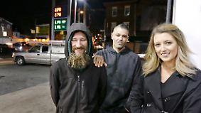 Riesige Spendensumme verschwunden: US-Paar soll Obdachlosen abgezockt haben