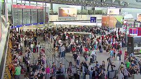 Mehr Keime als auf Toiletten: Hier lauert am Flughafen die größte Ansteckungsgefahr
