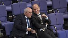 Merkel stellt sich hinter Kauder: Unionsfraktion steht vor Kampfabstimmung