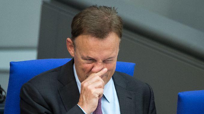 Oppermann keilt gegen CSU-Chef Seehofer.