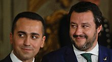 Italiens andere Populisten: Fünf Sterne quält Aufmerksamkeitsdefizit