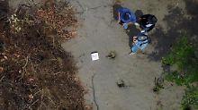 Grausige Entdeckung in Mexiko: Ermittler finden 166 verscharrte Leichen