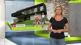 Ratgeber - Freizeit & Fitness: Thema u.a.: Im Urlaub ganz besonders übernachten