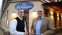 Krawalle in Chemnitz: Griffen Neonazis jüdisches Restaurant an?