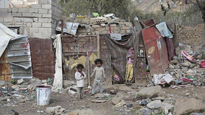 """Für die UN spielt sich im Jemen """"die schlimmste humanitäre Krise der Welt"""" ab."""
