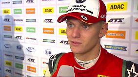 F3-Pilot rast zum Dreifacherfolg: Schumacher tritt in die Fußstapfen von Verstappen