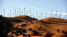 Vorreiter im Klimaschutz: Kalifornien will ab 2045 nur Ökostrom nutzen