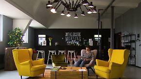 n-tv Ratgeber: Coworking-Büros boomen