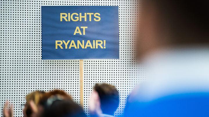 Wenn Streiks weiter andauern: Ryanair droht mit ...