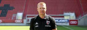 Nachfolger von Trainer Neuhaus: Walpurgis heuert bei Dynamo an