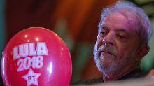 Wer wird Brasiliens Präsident?: Ex-Staatschef Lula zieht Kandidatur zurück