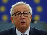 Reform des Asylsystems gefordert: Juncker will EU-Grenzschutz ausbauen