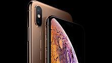 Apple zeigt drei neue Modelle: Das iPhone wird größer und günstiger
