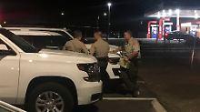Fünf Personen erschossen: Mann richtet Blutbad in Kalifornien an