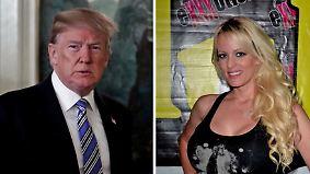 Enthüllungen über Affäre mit Trump: Pornostar Stormy Daniels veröffentlicht Details