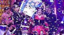 Streit in Israel beigelegt: Der ESC 2019 findet in Tel Aviv statt
