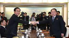 Austausch soll verbessert werden: Gemeinsames Büro für Nord- und Südkorea