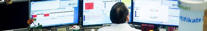 Der Börsen-Tag: 17:52 Dax steckt Fresenius-Schock nicht weg