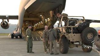 """Tagelange Unwetterkatastrophe befürchtet: Tausende Einsatzkräfte eilen """"Florence"""" entgegen"""