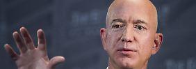 Jeff Bezos, der reichste Mann der Welt, spielt lieber den Philantrophen, statt Steuern zu zahlen.