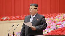 Nordkorea-Sitzung bei der Uno: USA beklagen Sanktions-Sabotage