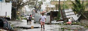 China beginnt mit Evakuierungen: Tote durch Super-Taifun auf den Philippinen