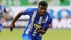 Hertha-Neuzugang Javairo Dilrosun schießt sein erstes Bundesliga-Tor ...