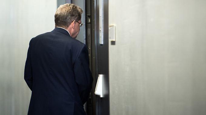 Nach Ansicht der SPD muss Hans-Georg Maaßen gehen.