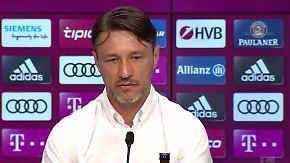 """""""Habe das Gefühl, dass wir Freiwild sind"""": Kovac schimpft über harte Gangart der Gegner"""