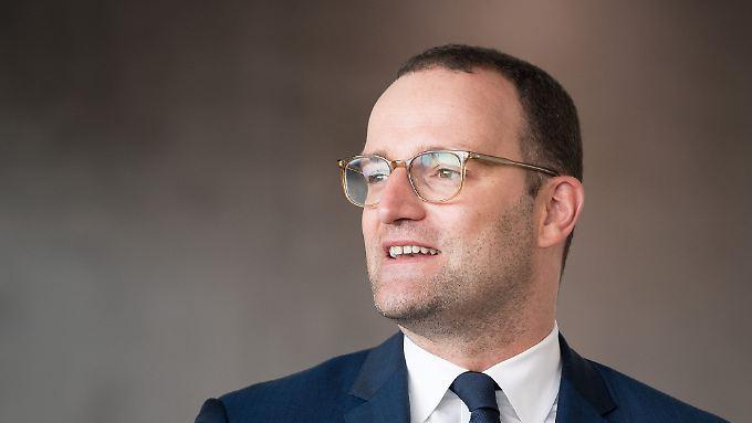"Jens Spahns Eltern reagierten ""völlig gelassen""."