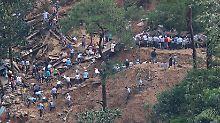 """Dutzende Menschen vermisst: Philippinen melden 65 Tote durch """"Mangkhut"""""""