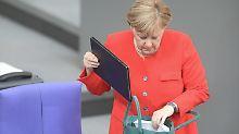Egal, was Seehofer sagt: Merkel lässt Maaßen angeblich fallen