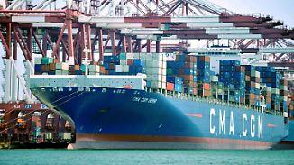 Welt-Handelsindex im August: Handelsstreitereien bremsen Welthandel aus