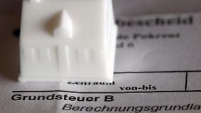 Ifo-Institut gegen wertbasierte Verfahren: Grundsteuer soll gerechter werden