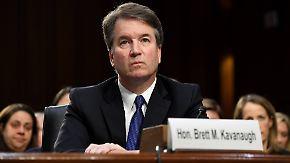 Trumps Richter-Kandidat unter Verdacht: Professorin wirft Kavanaugh versuchte Vergewaltigung vor
