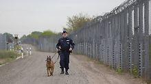 Geflüchtete in Ungarn: Komitee prangert Folter-Methoden an