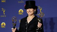 "It's wonderful, it's marvelous: ""Mrs. Maisel"" räumt bei den Emmys ab"