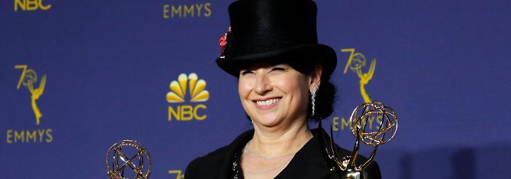 """It's wonderful, it's marvelous: """"Mrs. Maisel"""" räumt bei den Emmys ab"""