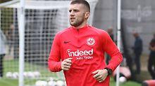 Der Sport-Tag: Eintracht muss beim Europa-Auftakt auf Rebic verzichten