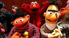 """""""Sesamstraße""""-Autor outet Puppen: Ja, Ernie und Bert sind schwul"""