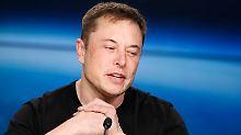 Musk twittert über Börsenrückzug: Tesla rückt ins Visier der US-Justiz