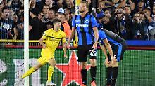 Krampf in der Champions League: Dortmund duselt sich zum Sieg in Brügge