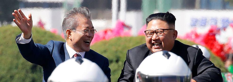 Gipfeltreffen der Koreaner: Die große Friedensshow von Pjöngjang