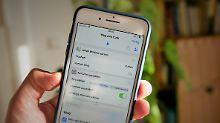 Mit den Kurzbefehlen führt das iPhone komplexe Aufgaben fast ganz von selbst aus.