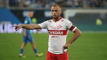 Der Sport-Tag: Spartak-Profis wegen Instagram-Like suspendiert